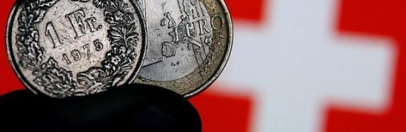 Schweizer Firmen wirtschaften zunehmend im Inland mit Euro